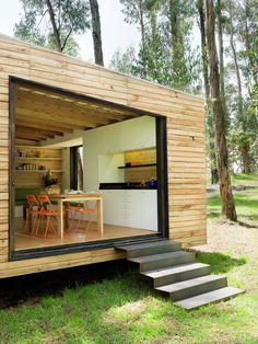 Sustainable housing prototype