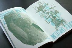 Ferocious Quarterly No. 3 #blue #black