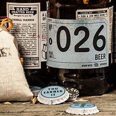 The Fermentation Society #beer #branding #bottle #packaging #label
