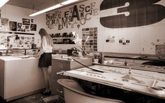 Eames History - Eames Office #eames #history #typography