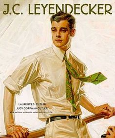 j.-c_leyendecker%5B1%5D.jpg (JPEG Image, 450 × 540 pixels) #illustration #gentleman