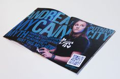 Francis Tuttle High School View Book 2011-2012 #francis #catalog #school #print #publication #design #technolo #type #oklahoma #student #technology #qr #publish #smartphone #city #code #training #education #blue #myth #typography #career #designer #tuttle #graphic #brochure #learn #layout #pamphlet