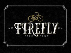 Firefly Free Hand Drawn Font