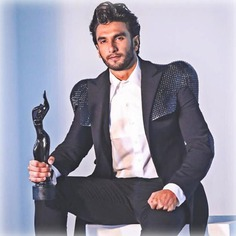Best Actor In A Leading Role (Male) - Ranveer Singh (Gully Boy)