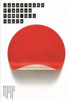 Japanische Plakate | Flickr - Photo Sharing! #pierre #design #graphic #poster #1960 #japan #mendell