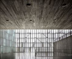 La Coruña Center For The Arts / aceboXalonso studio #skin #concrete #architecture #facades