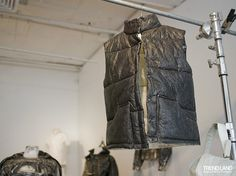 Alteration: an exhibition of new works on paper by Greg Lauren | Trendland: Fashion Blog & Trend Magazine #garments #paper