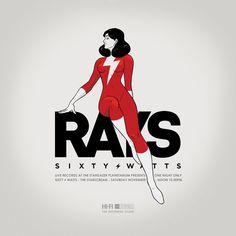 Single Covers, by Silence Television #inspiration #creative #woman #design #graphic #cover #poster #music #rays