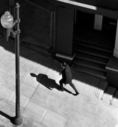 Black and White Photography by Fred Lyon