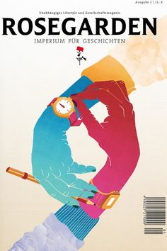Stephanie F. Scholz / New Illustrator for Colagene