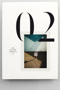 Les Graphiquants | Typographical and Words of Wisdom #layout #magazine #editorial