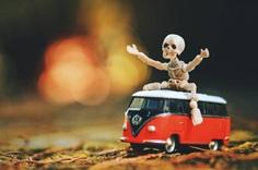 Macro Toy Models Photography by Devi Natalia Medora