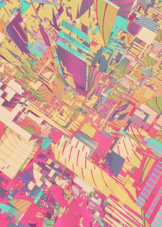Candy Land Filed under Illustration Series.