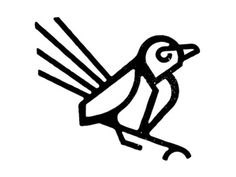 #texture #minimal #wildlife #bird #geometric #simplistic