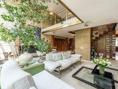 Jules Wabbes Duplex Apartment in Brussels 2