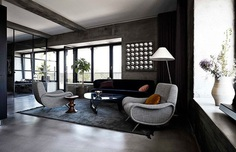 Bunker Loft in Hamburg Offers a Luxurious Stay in a Cool Ambience 1