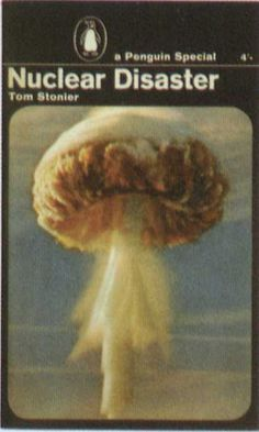 Penguin Books - Nuclear Disaster #covers