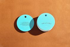 """Brand Identity for Pratima Resort Wear by The White Room """"As well as producing a complete campaign shoot for the brand, we created a sophi"""