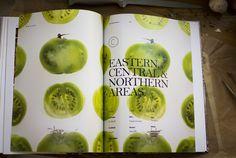 Classy Finnish Restaurants Book / 2010 on Behance #cookbook