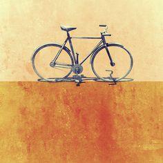 Townie #polygon #fixie #3d #bike