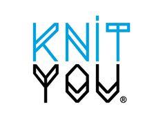 KnitYou Brand ID on Behance #logo #brand #identity #uma