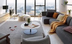 Sky-High Southbank Apartment 1