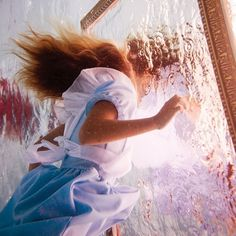 Alice in Waterland by Elena Kalis | Yatzer™ #photography