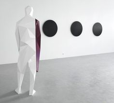 Tumblr #human #abstract #exhibit #art