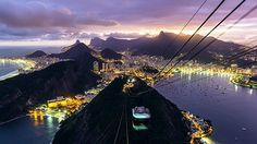 Get Blown Away by This Incredible 8K Timelapse of Rio de Janeiro. #Timelapse #RioDeJaneiro #Rio #olympics2016 #rio2016 #brazil #ipanema #t