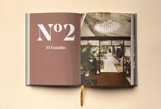 Mamen Diego by Atipo #brand design #book #colourful
