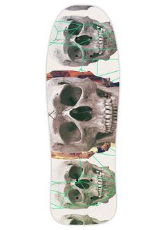 LA CALAVERA #deck #calaveras #skate #skulls #calavera #skull #tabla