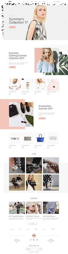 Eightpm – Fashion ecommerce