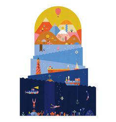 Hermès / Lotta Nieminen #illustration