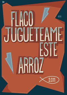 Pelis de Cordero on Behance #poster #ecuador