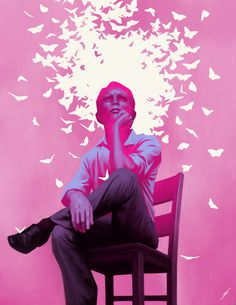 The Thinker by lpeters on deviantART #thinker #thinking