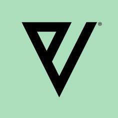 V Management / Aku #logo #triangle