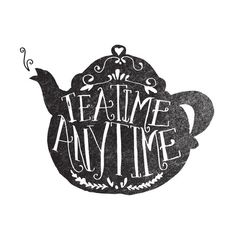 Tea time, anytime - by Matthew Taylor Wilson