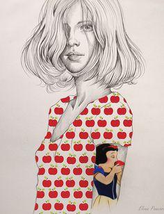 Elena Pancorbo #drawing