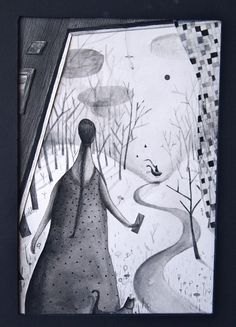 Olive's Ocean on Behance #illustration