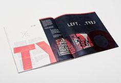 Vaag Magazine #print #grid #magazine