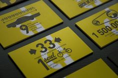 DUMOULIN BICYCLETTES : Sébastien Bisson #bicycle #card #print #business