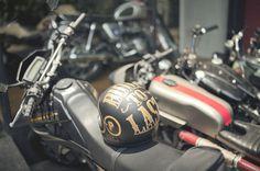 Built to Last | Hand-lettering on helmet #helmet #kallos #lettering #typography