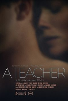 a teacher movie poster #film #movie #sheet #poster #one