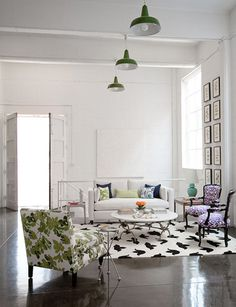 desire to inspire desiretoinspire.net #interiors #white