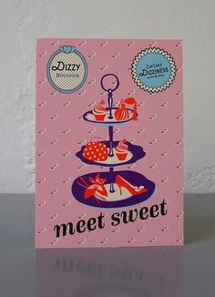 Cupcake Dizziness