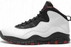 Nike Air Jordan X 10 Chicago Retro 2012 Mens Shoes #shoes