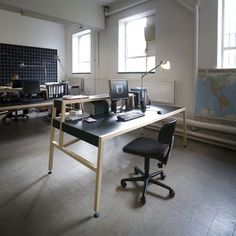 Dezeen » Blog Archive » Trans Artists documentation room by Overtreders W