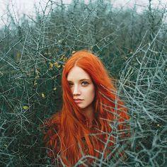 Instagram media by jeremyboyerportraits - Karole in a sea of spikes. @karolejosefabonnet #portrait #portraits #portraitphotography #portrai