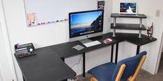 DIY Sitting / Standing Desk