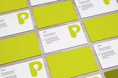 business card, identity, logo, print, stock, green